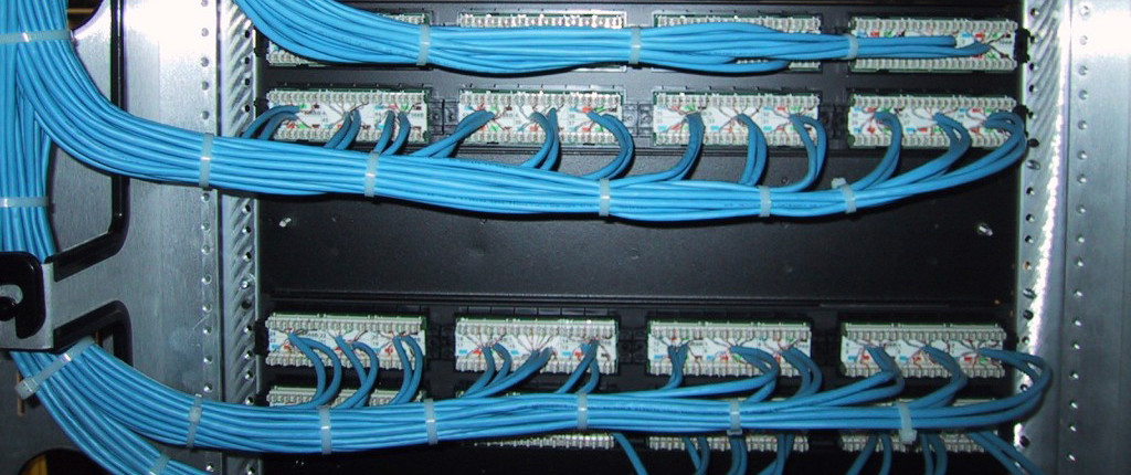 Structured Cabling Low Voltage Installations